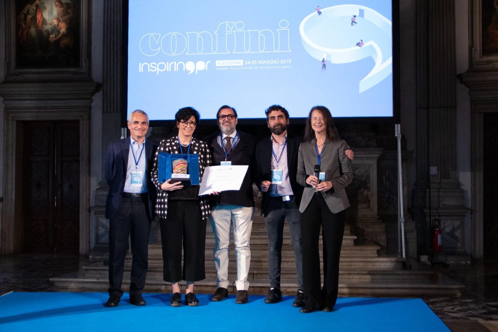 InspiringPR Award duplica per dare visibilità alle candidature di tutte le Delegazioni di Ferpi