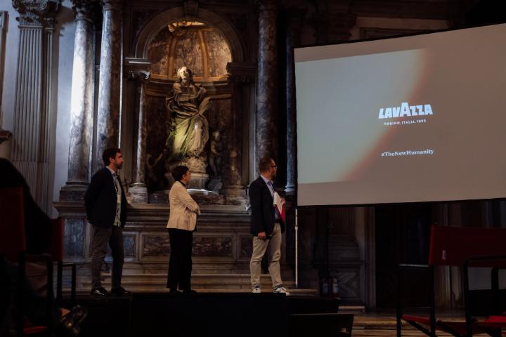"Lavazza con ""The New Humanity 2021"" vince l'InspiringPR Award"