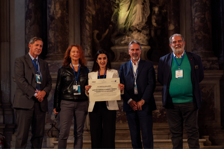 A Marcella Ciliberti Tedesco il premio alla memoria di Adriana Ripandelli